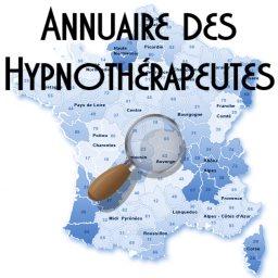 Annuaire des hypnotherapeutes